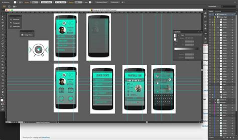 app design tutorial illustrator design prototyping tools for android