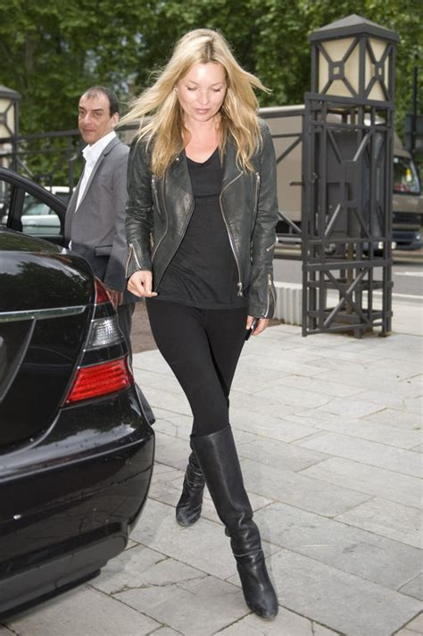 style icon kate moss the fashion tag