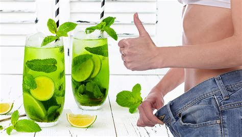 Planet K Detox Drinks flush with this refreshing green detox drink