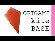 Origami Kite Base - origami on