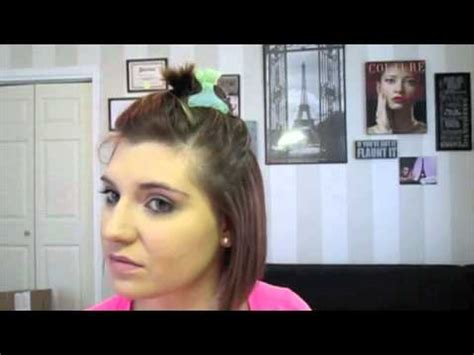 stacked haircut and hairstyle youtube how i style my stacked bob haircut youtube