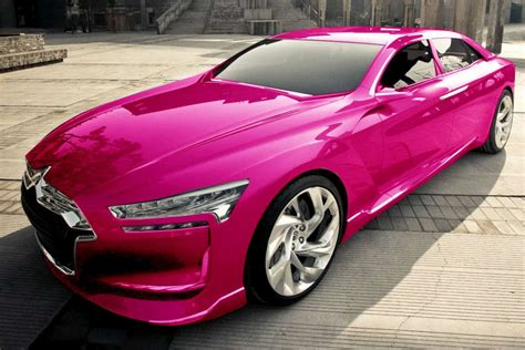 Pink For Your Car by Pink Cars Wallpapers Wallpaper Cave