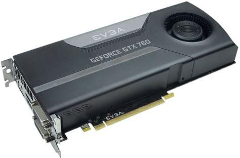 Vga Gtx Evga Geforce Gtx 760 2gb Photos