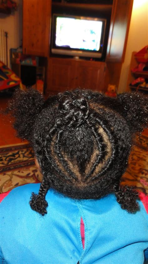 Best Hair Style Products Spider Web by My S Curls Cornrowed Spider Hairstyle