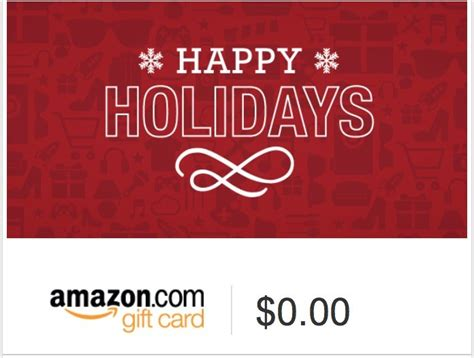 Send Amazon Gift Card To Another Country - the best last minute christmas gifts