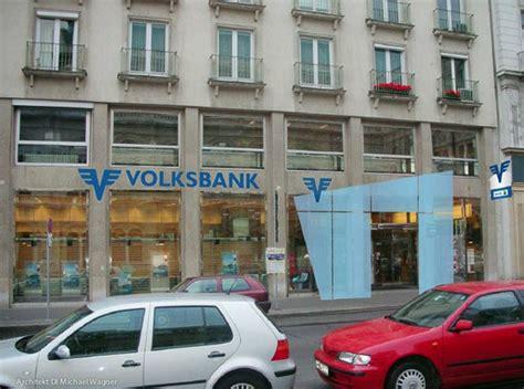 Volksbank Wien 1010 Wien Operngasse Studie Architekt