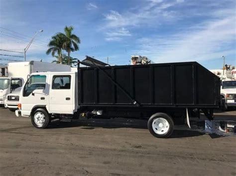 isuzu landscape truck isuzu nqr landscape trucks for sale used trucks on