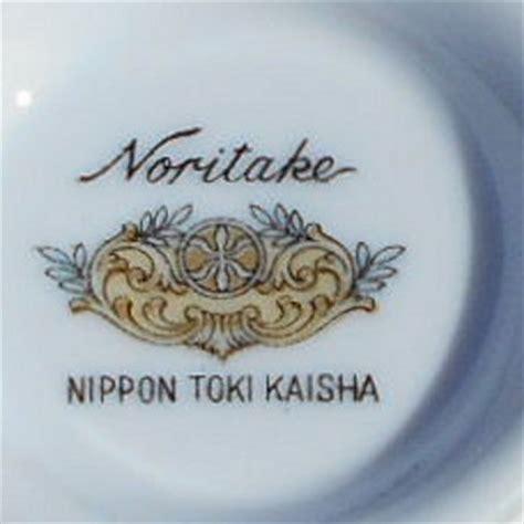 toki pattern in japanese image gallery nippon noritake marks