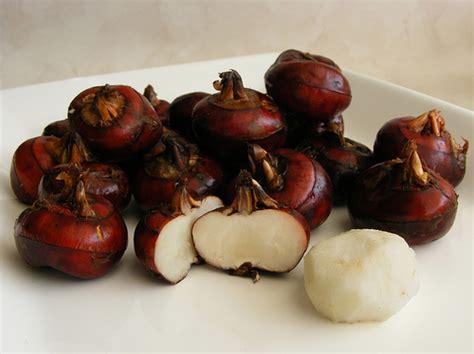 water chestnuts rochedale community garden