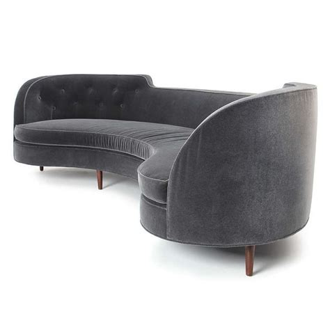 Sofa Curve 25 Best Ideas About Curved Sofa On Pinterest Curved Sofa And Unique Sofas