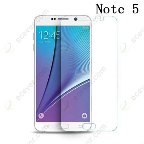 Tempered Glass Note 1 tempered glass screen protector for samsung note 5