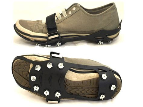new spikes anti slip boots snow cleats crons shoe