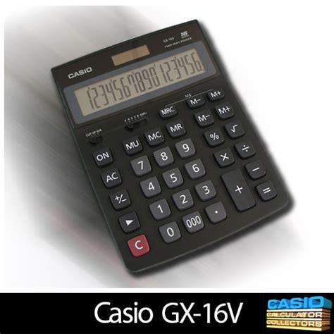 Calculator Casio Dh 16 Ori www casio calculator casio 001