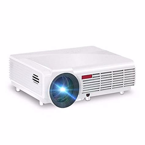 Wifi Lcd Projector Wifi Projector Elegiant 3000 Lumens Led Hd Led Home Cinema Tv Projector Lcd