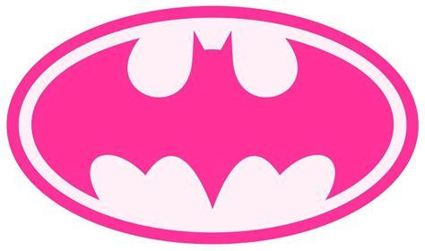 Printable Pink Batman Logo | 1000 images about anna on pinterest