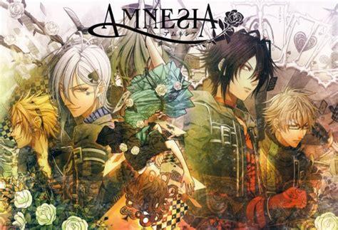 amnesia anim 233 drama etc
