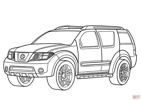 nissan cars coloring pages nissan coloring pages coloring nissan dunehawk coloring page free printable coloring pages