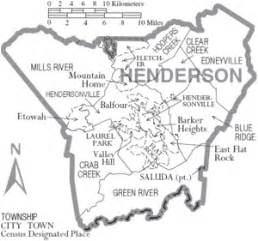 henderson county carolina