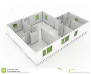 3d building drawing 3d drawing of a building 1