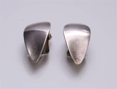 List Of Designers Georg Jensen Heritage Nanna Ditzel Earrings 128b