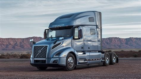 volvo trucks america volvo trucks the new volvo vnl exterior walkaround