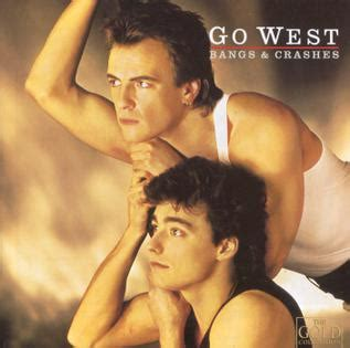 go west dancing on the couch bangs crashes wikipedia