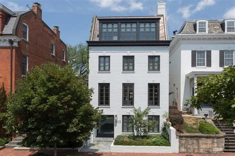 five homes in and around d c fit for the