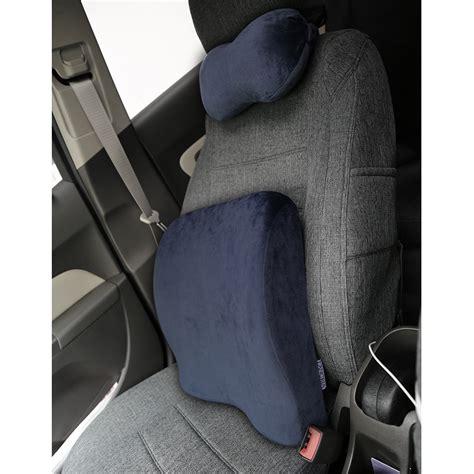 Foam Wedges For Chairs memory foam lumbar support back cushion seat wedge cushion office home chair car