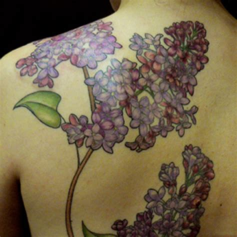 lilac tattoos lilac tattoos designs ideas and meaning tattoos for you