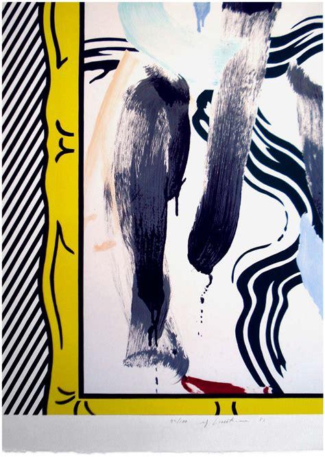 roy lichtenstein bedroom lichtenstein roy fine arts after 1945 in america the red list