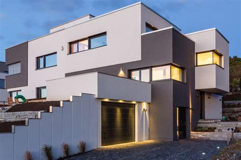 weiße farbe bauhaus hausfassade modern top hausfassade modern moderne