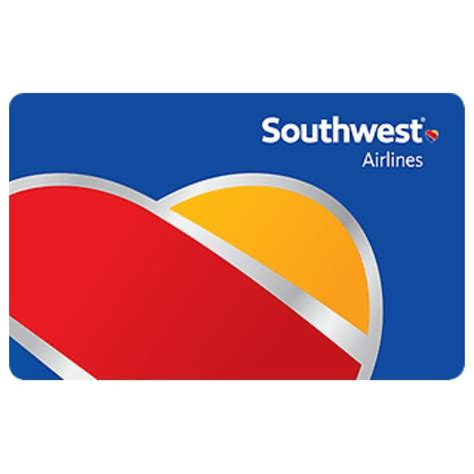 Southwest Gift Card Target - southwest airlines 100 email delivery target