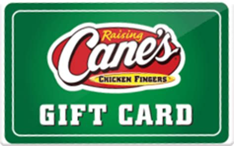 Check Canes Gift Card Balance - raising cane s online gift card infocard co