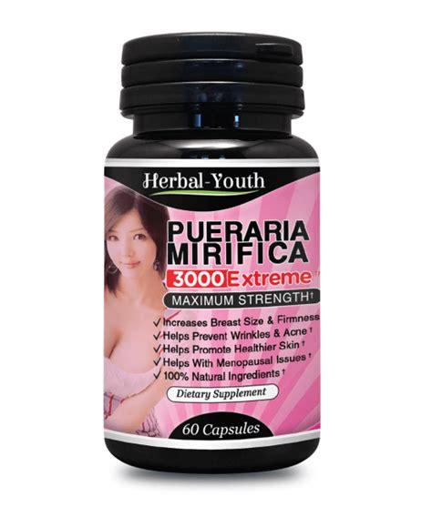 pueraria mirifica for male feminization pueraria mirifica capsules health n beauty express