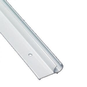 rv awning rail browns rv superstore awning rail 16 colonial white