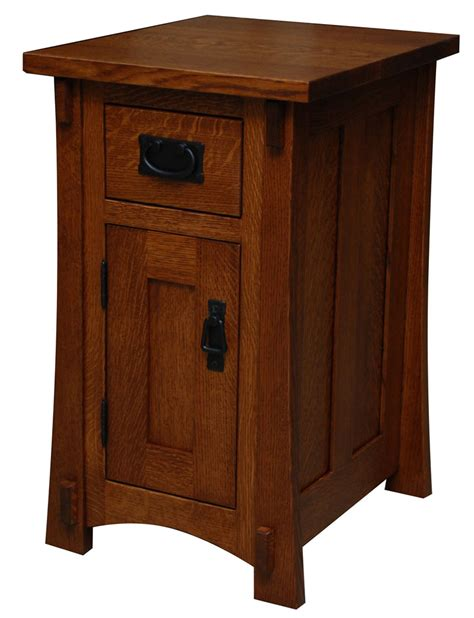 Amish Country Mission Nightstand From - county mission nightstand amish valley products