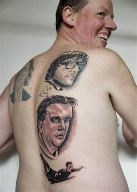 soccer tattoos 12 craziest soccer tattoos oddee