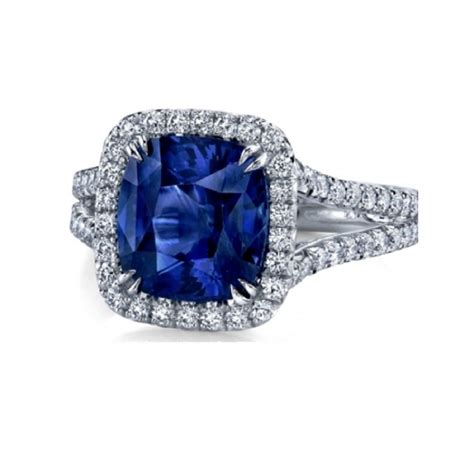 Sapphire Engagement Rings by Vintage Blue Engagement Rings Hd Popular Vintage