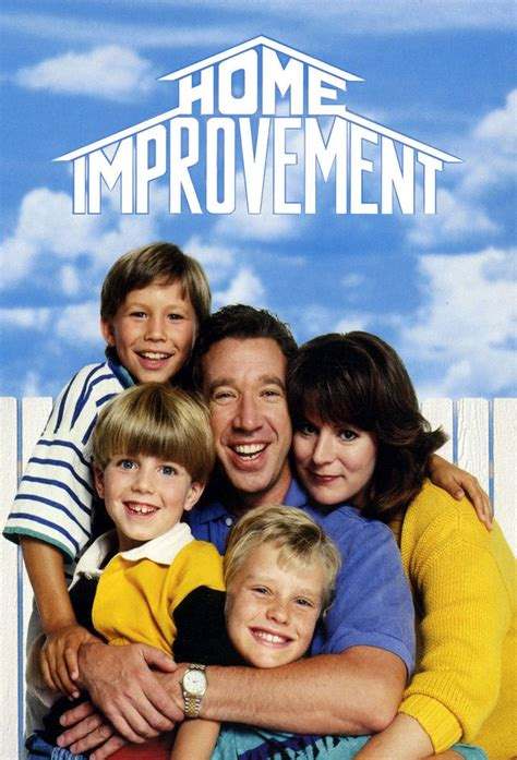 home improvement tvmaze