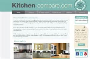 Kitchen Website Kitchen Comparison Site Launches Kitchens Kitchens