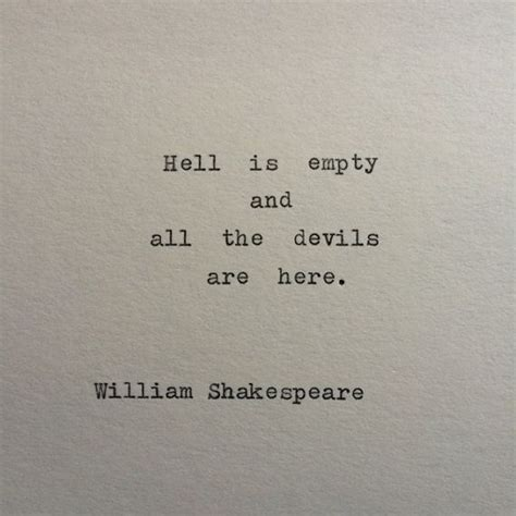 all the devils are here books hell is empty and all the devils are here william