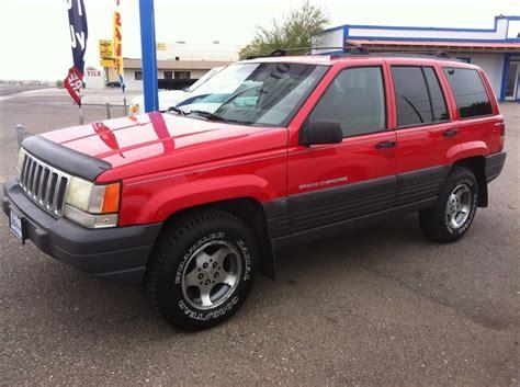1996 Jeep Grand Specs Jalenjeep 1996 Jeep Grand Cherokeelaredo Sport Utility 4d