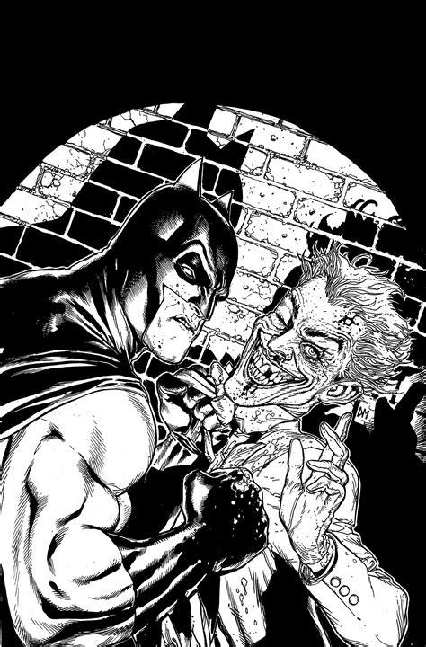 batman white batman black and white 2014 6 review batman news