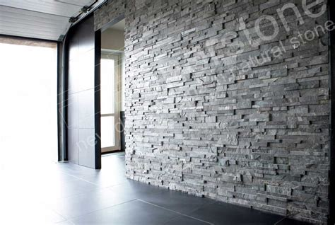 Stone Backsplashes For Kitchens natural stone feature wall stacked stone veneer feature wall
