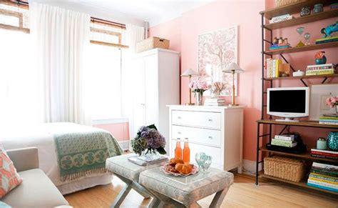 girly studio apartment design ideas ideias de decora 231 227 o para kitnet mais espa 231 osablog da