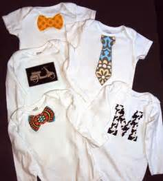 Handmade Baby Onesies - creative tbt sewing projects for the littles