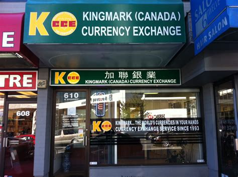 currency converter vancouver kingmark currency exchange locations vancouver burnaby