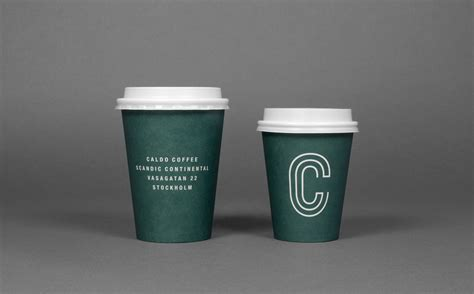 coffee shop branding design caldo coffee branding mindsparkle mag
