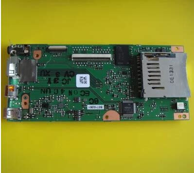 Pcb Mainboard Nikon D3100 free shipping 100 original motherboard board pcb for nikon d3100 repair parts in