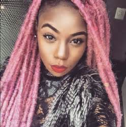 hair style with color yarn 40 yarn dreads styles